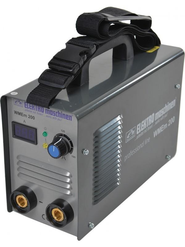 Aparat za varenje Inverter WMEm 200 Elektro Maschinen