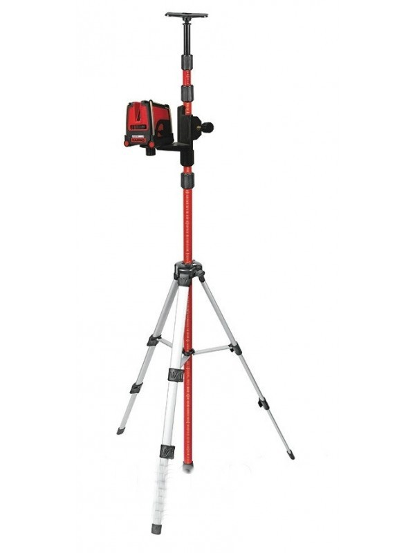 Laserski nivelator 873 ProLaser Vektor + stativ 886-58 Kapro