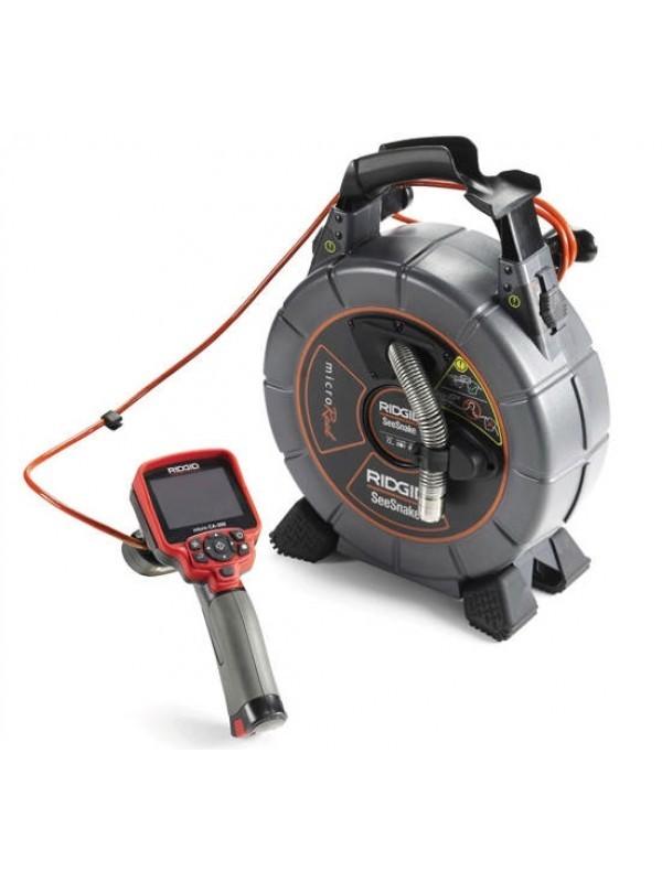 Kamera Micro Real L100 + CA-300 Ridgid