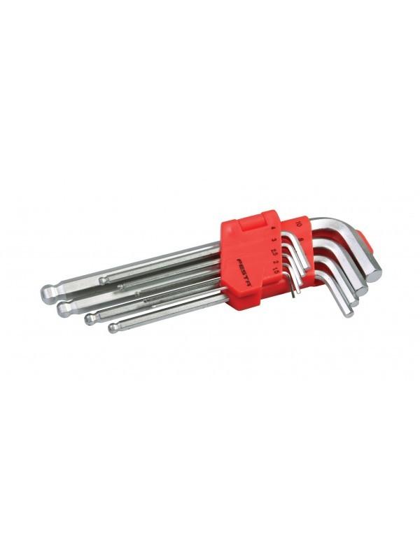 Imbus ključevi Torx-zvezdasti set T10-T50 (9kom) FESTA